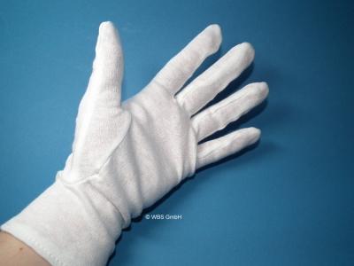 Baumwollhandschuhe/ Zwirnhandschuhe, Handschuhe aus Baumwolle