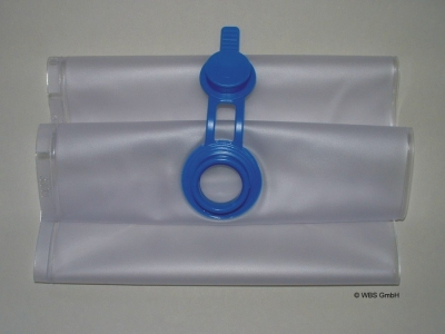Ablaufbeutel 3 Liter für coloclean® Darmspülsystem