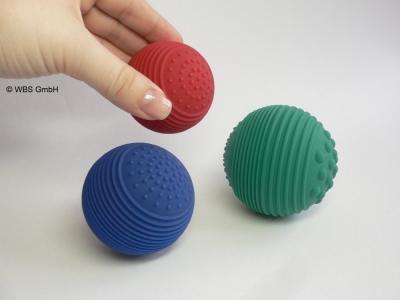 Physio-Reflexball, Massageball, 3er Set