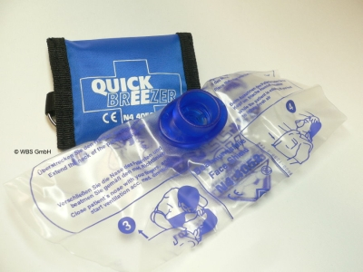 Quick Breezer® Beatmungsfolie im Soft Case