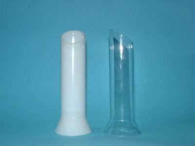 Spekulum Klarglas - Röhrenspekulum, Größe L