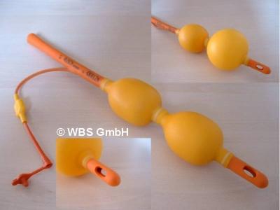 Rüsch Doppelballon Darmrohr nach Gaul - Doppelballondarmrohr