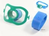 Mundschutz/ Beißschutz mit Kopfband 1 VE 100 Stück
