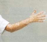 Polyethylen-Handschuhe - extra lang
