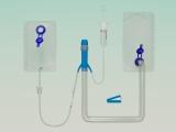 -  coloclean® Darmmanagement System - Darmspülsystem, Einlauf